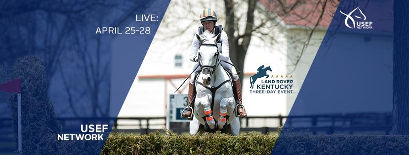 Land Rover Kentucky Three-Day Event presented by Mars Equestrian